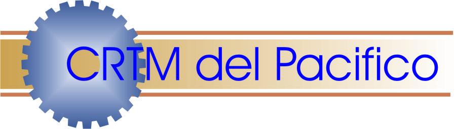 Logo CRTM del Pacifico