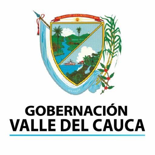 logo gobernacion valle
